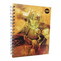 Cuaderno Top Esp Mix1 Dis-Mar 1/2Of 100H