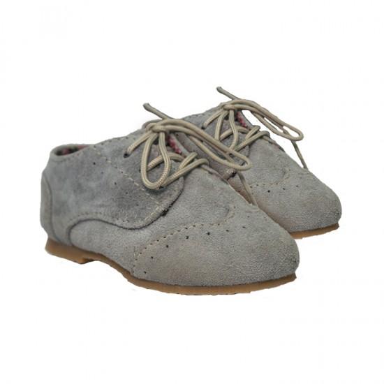 Zapato Pke Kids Bb Gris T18 Oc009Pl