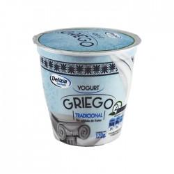Yogurt Griego Delizia Tradicional 170Gr
