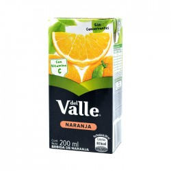 Jugo Del Valle Naranja 200 Ml