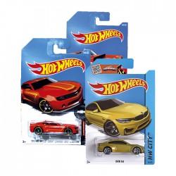 Sv 3X Auto Hotwheels Surtido C4982