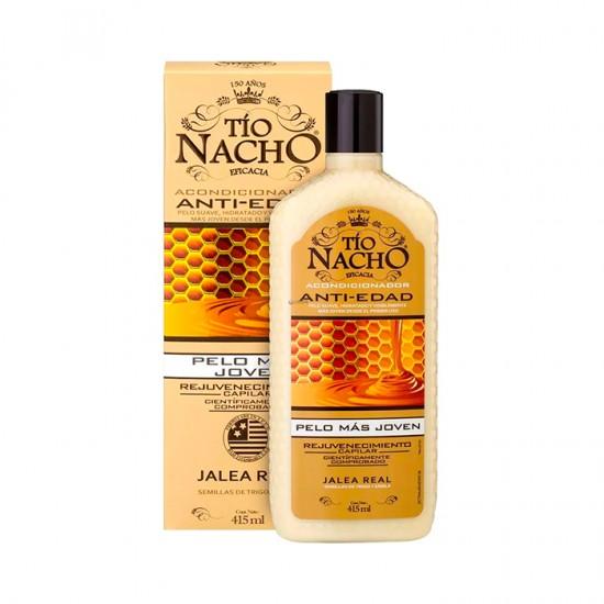 Acond Tio Nacho Jal Real Anti Edad 415Ml