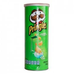 Papas Pringles Crema&Cebolla 124 Gr