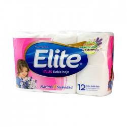Papel Higienico Elite Plus 12 Rollos