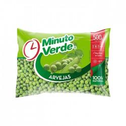 Arveja Minuto Verde Congelado 500 Gr