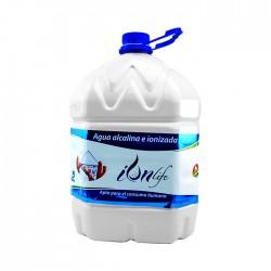 Agua Ion Life Alcalina E Ionizada 5Lt