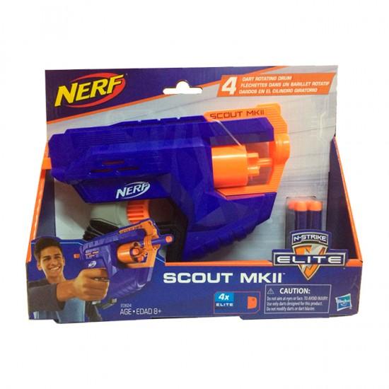 Pistola Hasbro Nerf Doubledown H