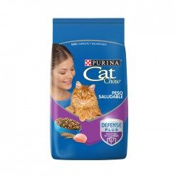 Comida Cat Chow Peso Saludable 3Kg