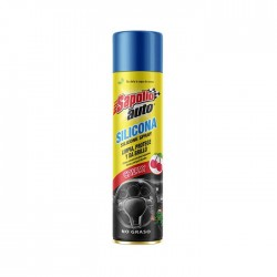 Silicona Spray Sapolio Cherry 360Ml
