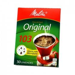 Filtro Melitta  De Papel  N° 103