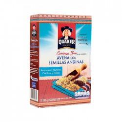 Avena Quaker Semillas Andinas  300 Gr
