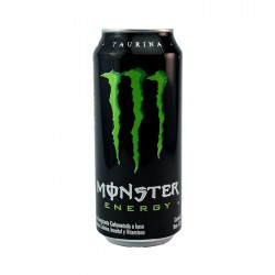 Energizante Monster Clasico 473Ml