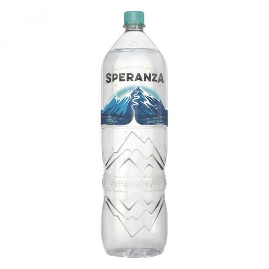 Agua Speranza Botella 2Lt