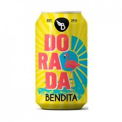 Cerveza Bendita Dorada 350Ml Lata