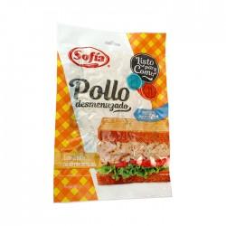 Carne Sofia Pollo Desmenuzado 170Gr