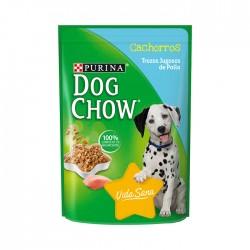 Alimento Hum Dog Chow Cach Pollo 100Gr