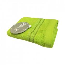 Toalla Fatelares Verde  40X70Cm 74361