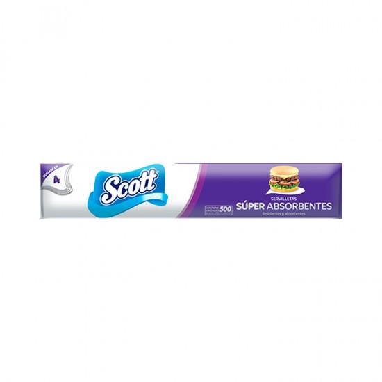 Servilleta Scott Super Absorbentes X500