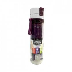 Botella Trudeau D/Agua Morado 500Ml 5101