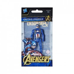 Figura Marvel Dif Mod Avengers E4353