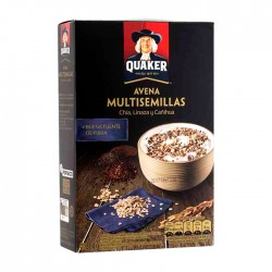 Avena Quaker Multisemillas 300Gr
