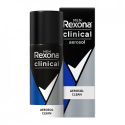 Deo Aer Rexona Clinical M Clean 110Ml