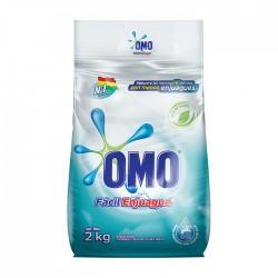 Detergente Omo Facil Enjuague 2Kg