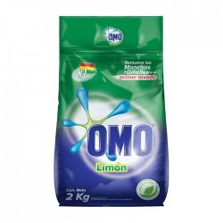 Detergente Omo Limon 2Kg