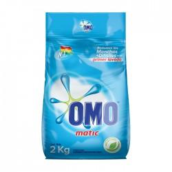 Detergente Omo Matic 2Kg