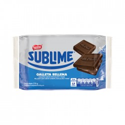 Galletas Sublime X6 276G