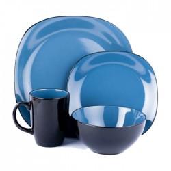 Vajilla Thomson Bali Blue 16Pza 224088