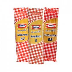 Pack 3 Pasta Carozzi Surt 1.2Kg