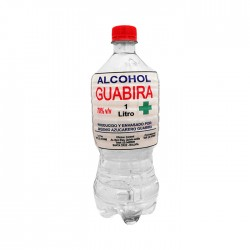 Alcohol Guabira 70% 1Lt