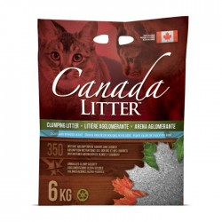Arena Gato Canada Litter Baby Power 6 Kg