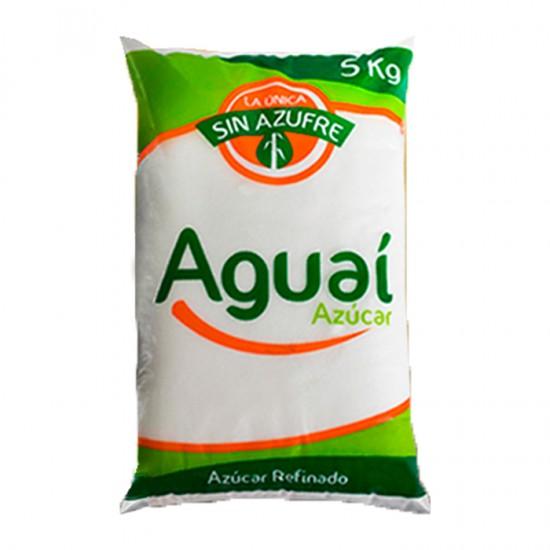 Azucar Aguai Blanca 5Kg