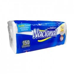 Papel Nacional Desechable Interf 150Un