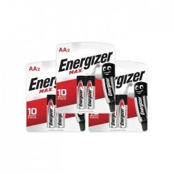 Sv 3 Pilas Energizer  Aa2 Alcalina