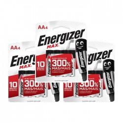 Sv 3 Pilas Energizer  Aa4 Alcallina