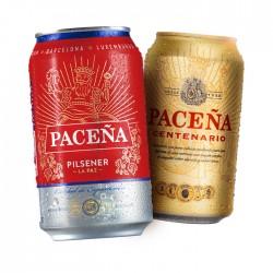 Sv2 Cerveza Pacena+ Centena Lata 354Ml