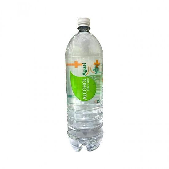 Alcohol  Aguai 70% 2Lt