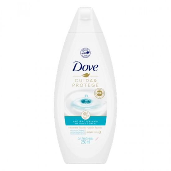 Jab. Liquido Dove Cuida Y Protege 250Ml