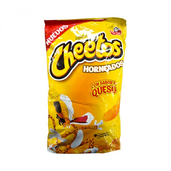 Snacks Cheetos Queso 200Gr