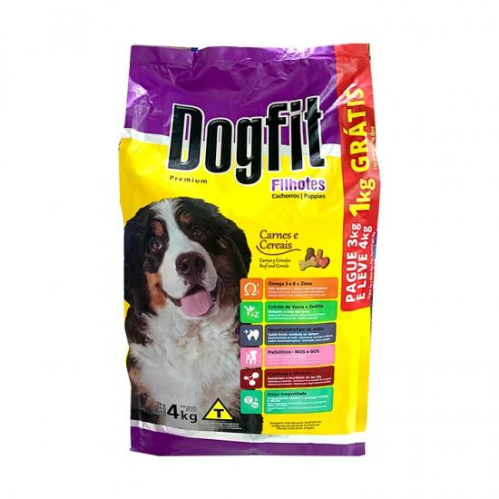 Alimento Dogfit Cachorro 4 Kg