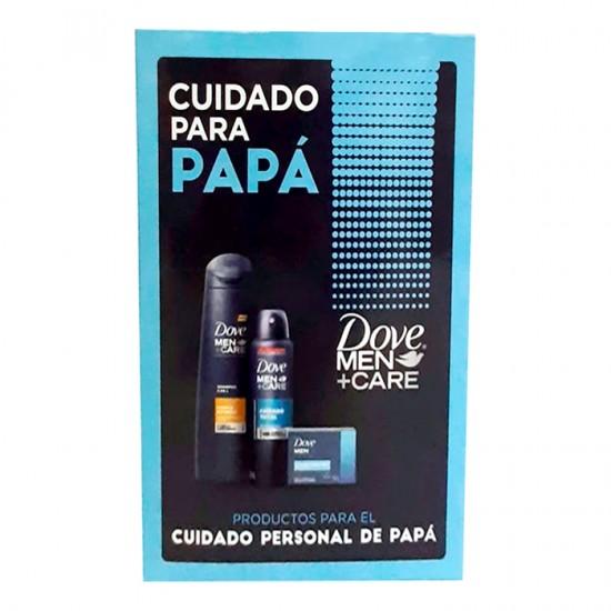 Pack Dove Men Shampoo+Deo+Jabon