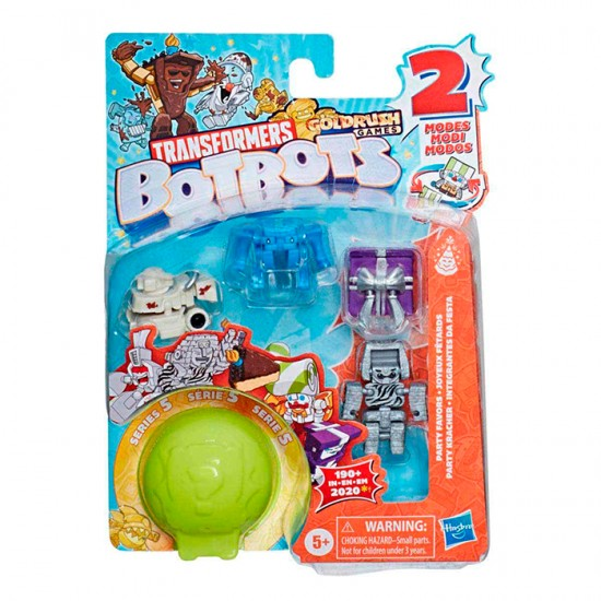 Transformes Hasbro Botbots 190032