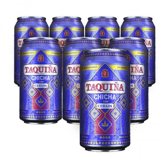Sv8 Bebida Taquina Chicha 354Ml