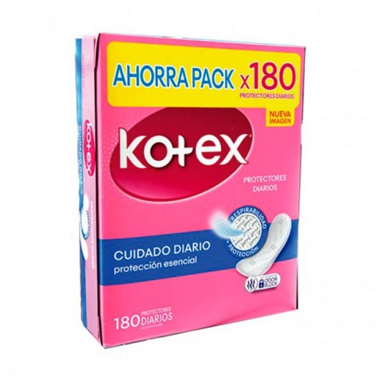 Protector Diario Kotex  180Un