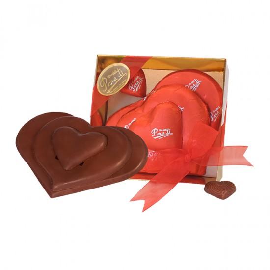 Chocolate Para Ti Caja Corazones 150G