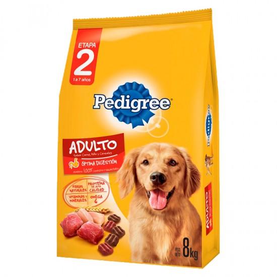 Comida Mascot Pedigree Adulto 8Kg