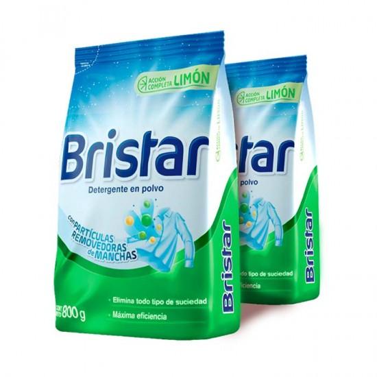 Sv 2X1 Detergente Bristar Limon 800Gr